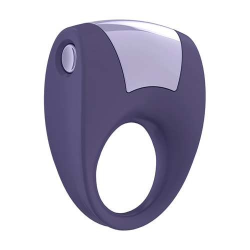 Ovo B8 Vibrating ring purple_1